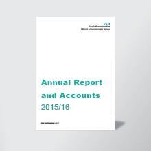 Annual reports and accounts 20156